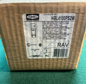 Hubbell Wiring Device kellems Pin And Sleeve Plug 3p 4w 100a 600vac Hbl4100ps2w