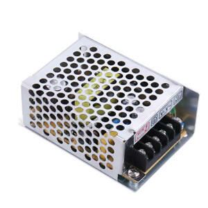 Geekcreit Ac 100 240v To Dc 12v 5a 60w Switching Power Supply Module Driver Ada