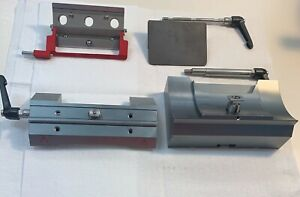 Microtome Blade Holder Knife Holder Low profile Disposable Blades Sectioning