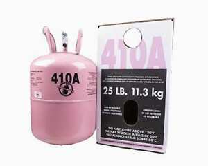 R 410a 25 Lbs Freon Refrigerant Factory Sealed Same Day Shipping By 3pm