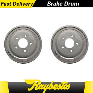 For 1976 1978 1979 Ford Ranchero Rear Brake Drums Raybestos R Line