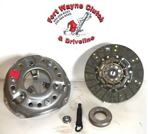 International Harvester Scout Clutch Kit 1961 1980 4cyl Kt5321 15 16 R