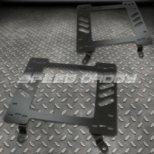 For 63 72 Chevy Chevelle malibu Ss396 X2 Racing Seat Base Mount Brackets Adapter