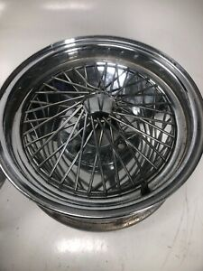 13 Appliance Industries Vender 4 Lug Wire Basket Wheels Vintage Chrome 0361 6