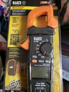 New klein Tools Cl700 600a Auto ranging Digital Clamp Meter Fastest Shipper