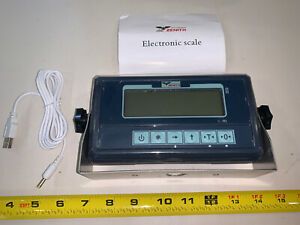new Zenith Touch Screen Electronic Weight Scale Head Unit replacement