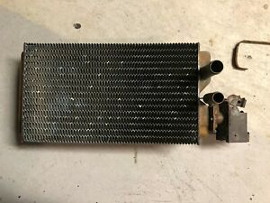 59 60 Impala Belair Biscayne Nomad El Camino Deluxe Heater Core With Valve