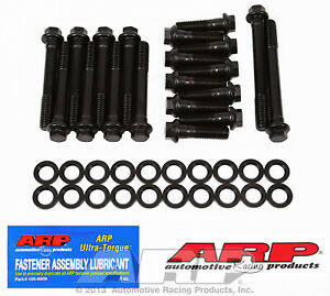 Arp 144 3602 Cylinder Head Bolts Mopar chrysler Small Block 273 360 Hex Head