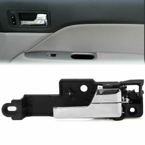 Inside Interior Door Handle Chrome Front Passenger Right Side Rh For Ford Fusion
