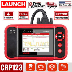 Check Engine Obd2 Scanner Abs Srs Transmission Code Reader Diagnostic Scan Tool