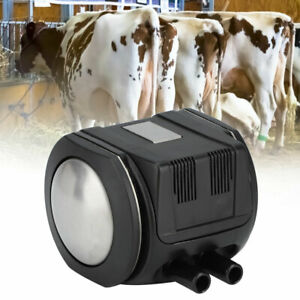 Adjustable Pneumatic Pulsator For Cow Milker Milking Machine With Two outlet