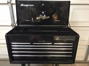 Snap On Tool Chest Box Top Box Kra 61b Vintage 1969 Must Pickup In Nj