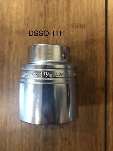 pre owned Snap on 1 11 16 Drive Socket Ldh542 Usa
