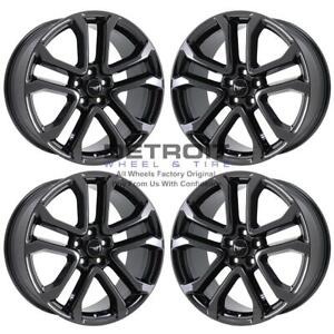 20 Ford Mustang Pvd Chrome Wheels W Rims Factory Oem 10167 Exchange 2018 2020