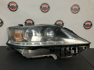 2013 2014 2015 Lexus Rx350 Rh Right Passenger Side Halogen Led Headlight Oem