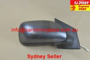 New Door Mirror For Toyota Corolla 03 2007 4 2010 Sedan Only Right Gray