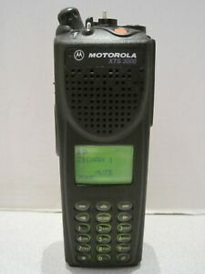Motorola Xts 3000 800 Mhz H09uch9pw7an Handie talkie Fm Two Way Radio