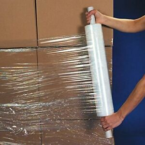 Stretch Wrap 20 Roll With Handle 1000 80 Gauge