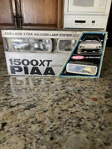Rare Vintage 1500xt Piaa 1551 Fog Lights Kit 1997 New