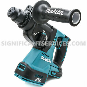 Makita Xrh01z 1 18 Volt Lxt Sds Plus Brushless Concrete Rotary Hammer Drill