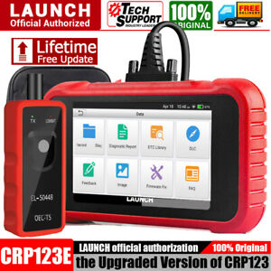 Launch X431 Crp123e Obd2 Scanner Abs Srs Code Reader Auto Diagnostic Scan Tool