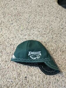 Wendys Welding Hat Made With Philadelphia Eagles Application New