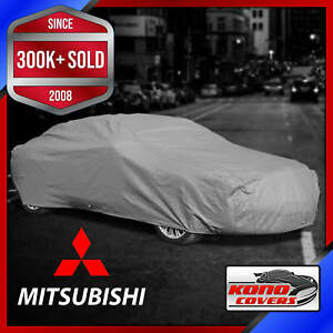 Mitsubishi outdoor Car Cover All Weather Waterproof All Body custom fit