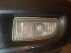 Toyota Land Cruiser 100 1998 2005 Left Driver Lh L Front Bumper Fog Light Oem