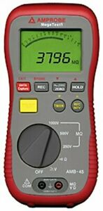 Amprobe Amb 45 Insulation Resistance Tester