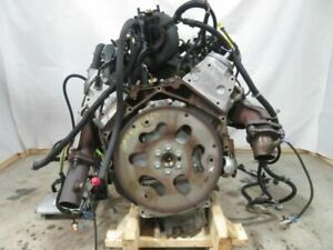 5 3 Liter Engine Motor Ls Swap Dropout Chevy L59 122k Complete Drop Out