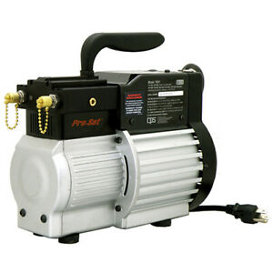 Cps Products Trs21 Sparkless Refrigerant Recovery Machine 115v