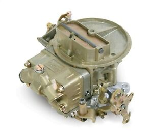 Holley Performance 0 4412c Performance Street Carburetor