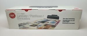 Swingline Gbc Heat Seal Inspire Laminator Thermal One Step Laminating Brand New