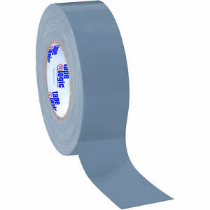 Tape Logic Duct Tape 10 Mil 2 X 60 Yds Silver 24 case T987100s