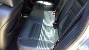2014 14 Dodge Charger Rear Seat Sit On Cushion Black Leather 63725