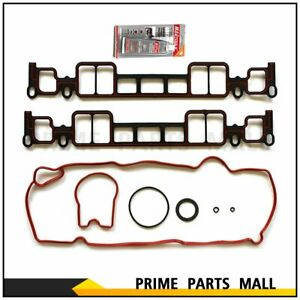 For 96 02 Chevrolet Gmc Cadillac 5 0l 5 7l Intake Manifold Gasket Set Ohv