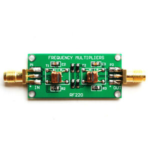 Rf Multiplier Module Frequency Multiplication 1 200mhz Sma Interface