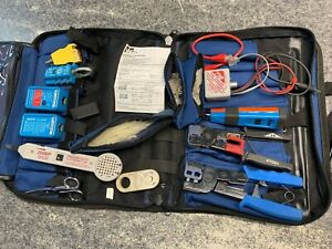 Ideal Electrical Electricians Tool Set Kit In Zip Bag At850 35 088 30 696 200ep