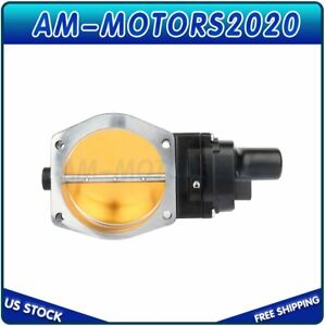 102mm Boosted Drive By Wire Throttle Body For Ls2 Ls3 Ls7 Lsx Engines New