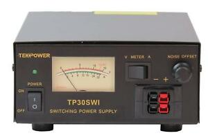 Tekpower Analog Display Tp30swi 30 Amp Dc 13 8v Switching Power Supply
