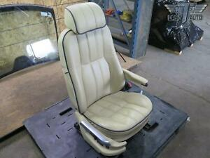 03 05 Land Range Rover Hse L322 Front Right Leather Seat Oem