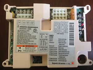 Furnace Control Circuit Board 50a55 486 156 7457a White Rodgers