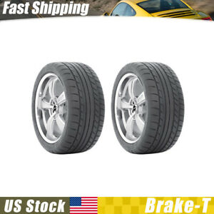 Tire Only 2x Mickey Thompson Street P315 35r17 Passenger Car Tubeless By03 Bt