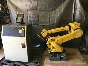 Fanuc M 710ic 50 Robot With R j3ic Controller