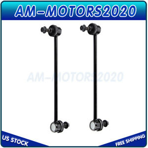 Fits Ford Escape Mazda Tribute Toyota Rav4 2 Set Front Stabilizer Sway Bar Link