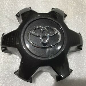 2016 2020 Toyota Tacoma 75189 Charcoal Wheel Center Hub Cap Oem 4260b 04050