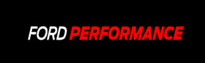 Ford Performance Windshield Banner Vinyl Decal Sticker For Mustang F 150 F 250
