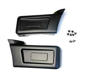 Suzuki Samurai Rear Bumper Protector Cover Set Of Lh And Rh For Short Chassis