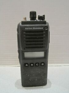 Standard Vx p924 g7 5 Uhf 450 512 5 Watt Two Way Radio