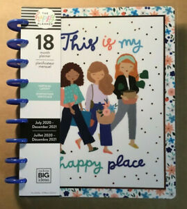 2020 2021 Me My Big Ideas The Happy Planner squad Goals Happy Place Classic